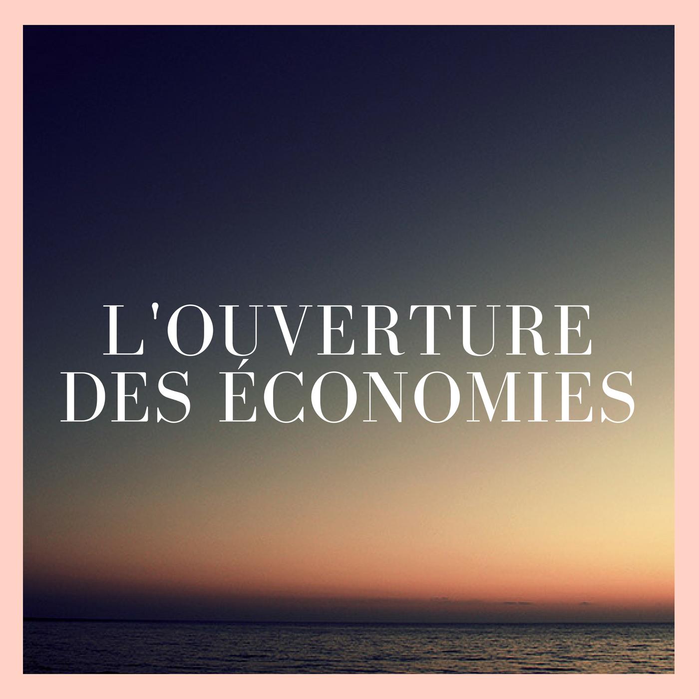 L'ouverture des économies