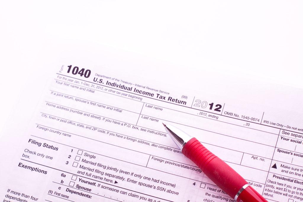 redistribution impôts