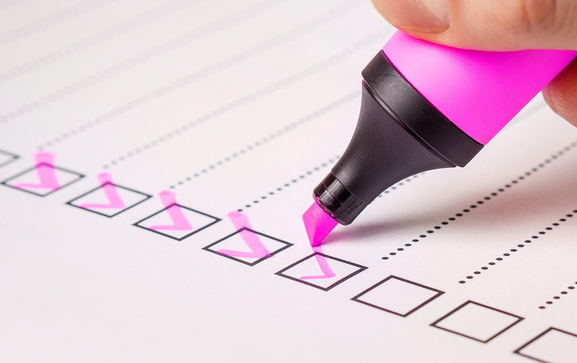 dops bts am outils : questionnaire enquête