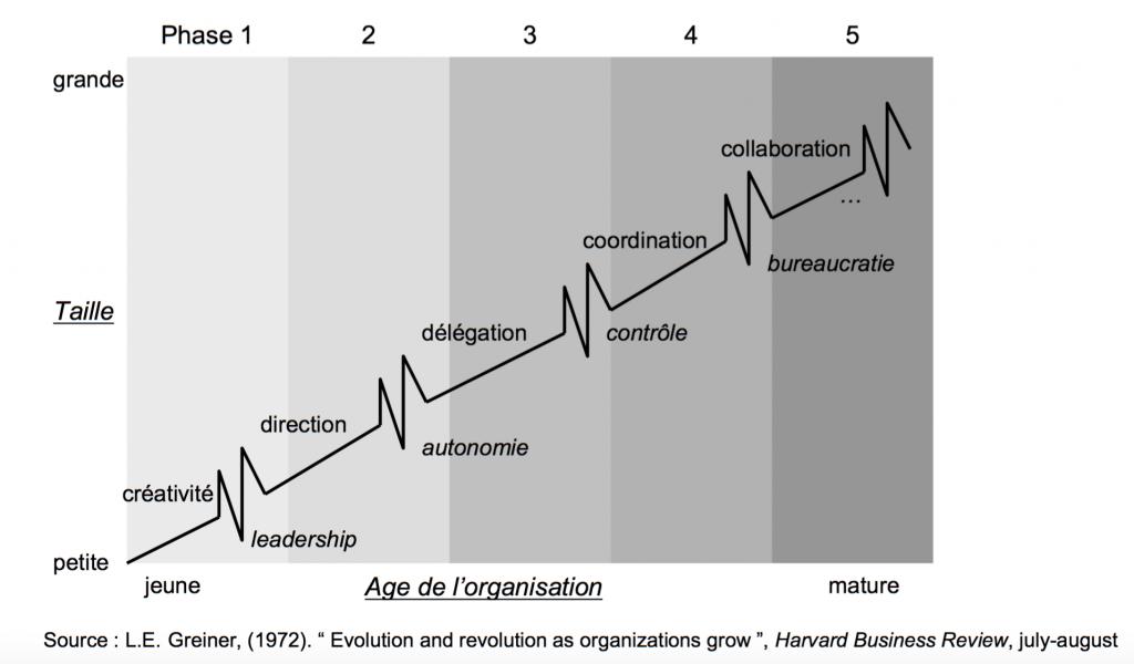 l'évolution et la dynamique des structures