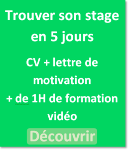 cv et lettre de motivation bts am