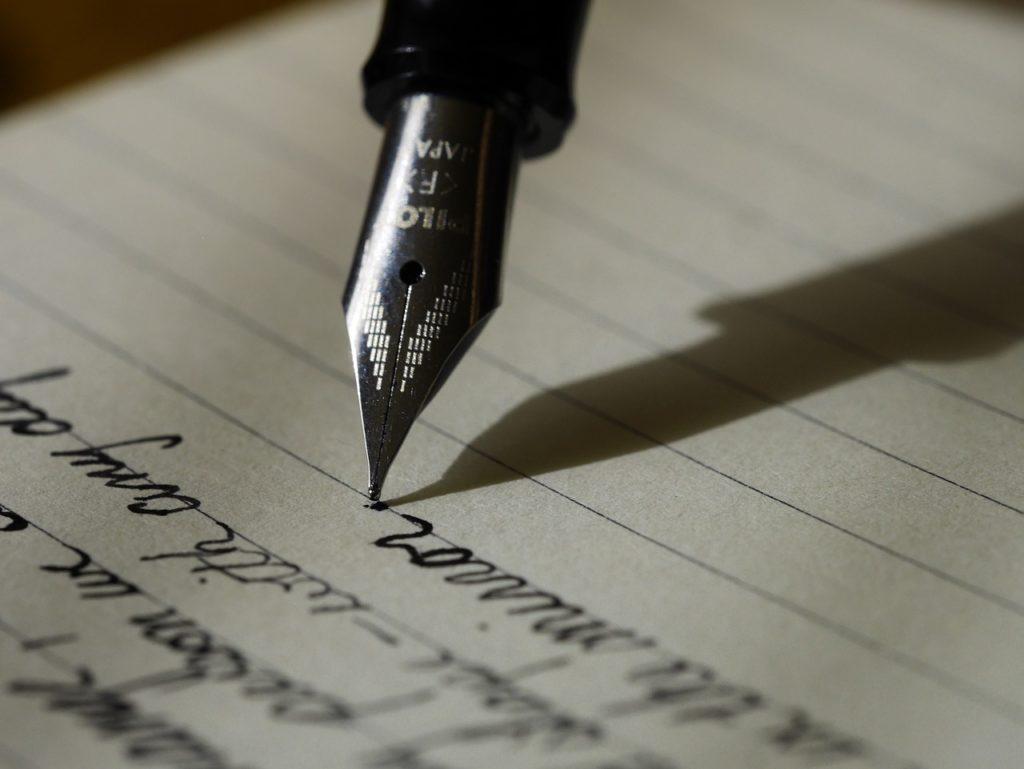 phrases anglais lettre bts am