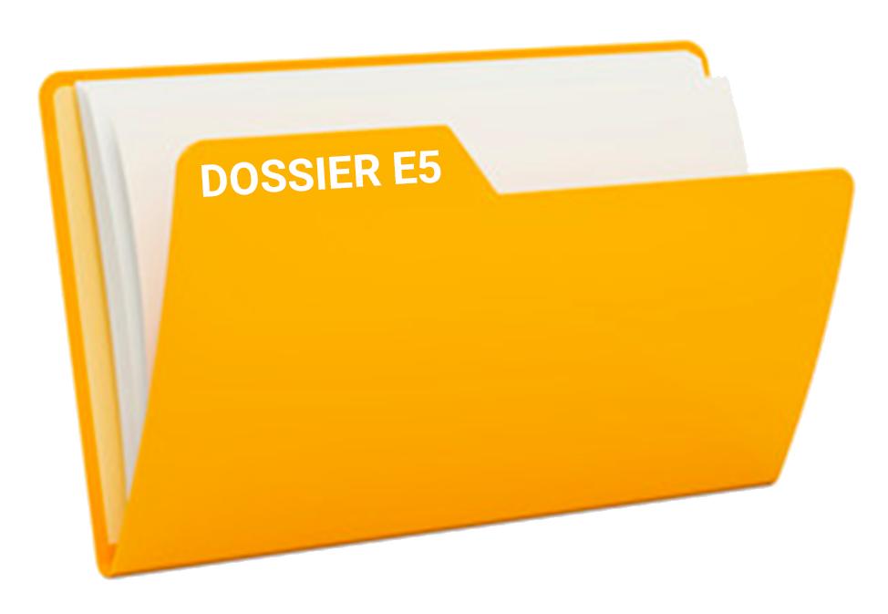 dossier E5